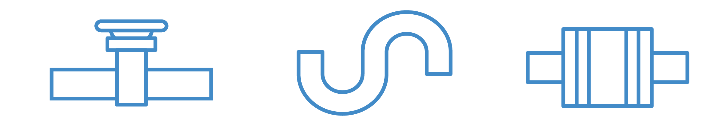 ikona elementy wodociągu