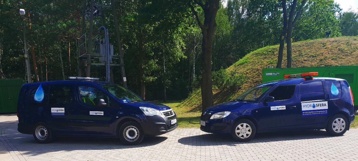 samochody-służbowe-Hydrosfera-Józefów